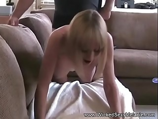 Fucking My Horny Granny