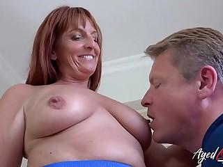 AgedLovE Horny Milf loving Rough Hardcore Sex