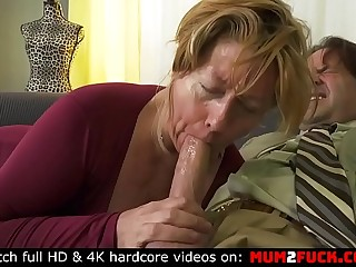 Chubby granny Penny Sue was banged hard