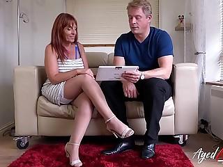 AgedLovE Tweak Diamonds and Marc Kaye Hardcore Sex