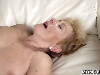 Naughty granny still loves hard dick  Malya and Mugur