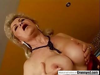 Naugthy granny Effie