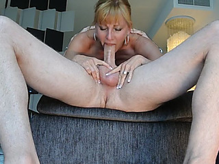 "Redhead Older Rod Absorbing In 69 Stance ""HD"""