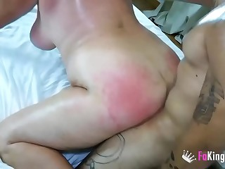 63 years old and tasting her first black dick. Busty GILF Fina and her &quot_little bucket list&quot_