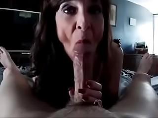 Mature adore big cock