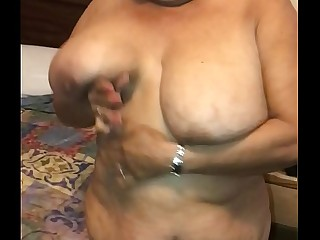 Mexican Prostitute Grandma with Thick TITS