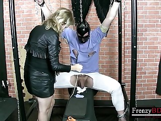 FrenzyBDSM Shaft Bondage Masochism Session