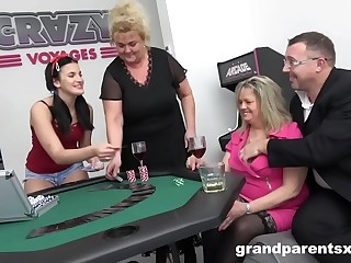 From BlackJack to Grandparents Fuck-a-thon